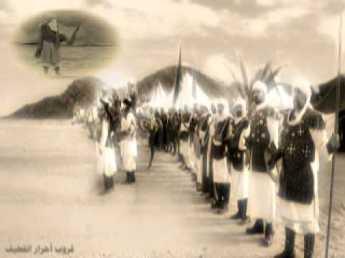 Résultats de recherche d'images pour «المواجهة أنصار الامام الحسين (ع) داخل الساحة الحسينية»